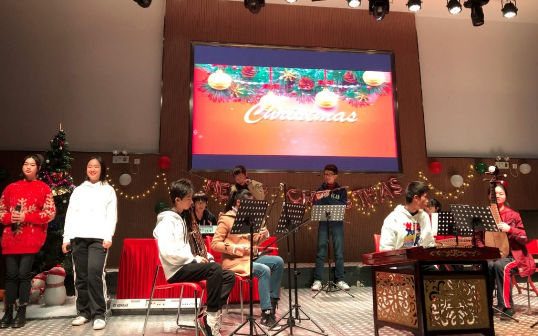 A Nutcracker's Christmas Party