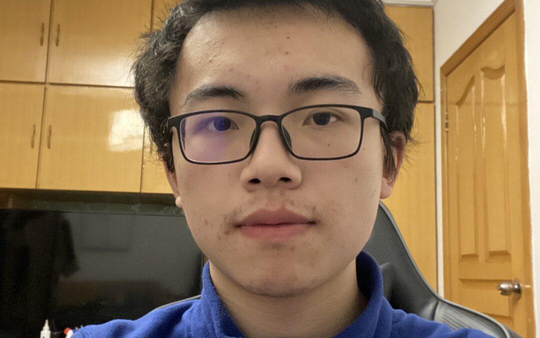 Star Student – David Gao